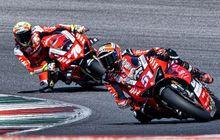Pas Buat Kado, Michele Pirro Menang Race 2 Superbike Italia, Pas HUT