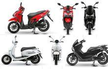 Punya Body Mirip Yamaha NMAX, Bisa Ngebut 100 Km/Jam, Harga Skuter Listrik Ini Bikin Panas Dingin
