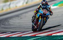 Hasil FP1 Moto2 di Sirkuit MotoGP Brno Ceko 2020, Pembalap Indonesia Andi Gilang Ungguli Rekan Satu Tim
