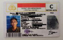 Gak Cuma SIM C, Ternyata SIM Ini Ikut Dapat Penggolongan Loh