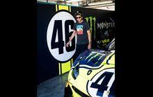 Dasar Valentino Rossi, Jelang MotoGP 2020 Malah Ngegas Si Buas 4 Roda