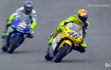 Video Sejarah Valentino Rossi, Pertama Kalinya Juara Di Kelas Premier