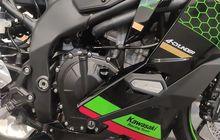 Motor Sport 250 cc 4 Silinder Pertama di Indonesia, Ini Ukuran Piston Kawasaki Ninja ZX-25R