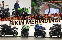 Video 5 Fakta Kawasaki Ninja ZX-25R 250 4 Silinder, Harga Mulai Rp 90 Jutaan