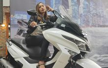 Kymco X-Town 250i Siap Saingi XMAX dan Forza, Lebih Murah Berkat CKD