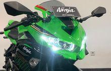 Kawasaki Ninja ZX25R 4 Silinder ABS SE Harganya Lebih Mahal, Apa Bedanya dengan yang Standar?