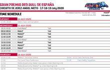 Jadwal MotoGP 2020 Tinggal Hitungan Hari, Senin Pembalap Tiba di Jerez