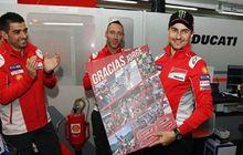 Pindahnya Jorge Lorenzo ke Ducati, Di Mana Ada Asap Di Situ Ada Api