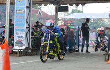 Bikers Doyan Balap Wajib Tahu, Benar Gak Gesekan Ban Sebelum Start Ada Pengaruhnya? Nih Kata Pabrikan