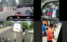 Bikin Geram Sekampung, Kumpulan Pengendara Sok Jagoan Hadang Ambulans Bawa Pasien, Ada yang Sampai Baku Hantam
