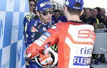 Buka-bukaan Jorge Lorenzo dan Valentino Rossi Saat Membela Ducati, Siapa Paling Hebat?