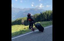 Lama Gak Balapan, Begini Kelakuan Fabio Quartararo Jelang MotoGP 2020