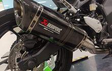 Akrapovic Buat Kawasaki Ninja 250 4 Silinder Alias ZX-25R Sudah Ada, Harganya Fantastis!