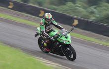 Gokil, Test Ride Kawasaki Ninja ZX-25R di Sirkuit Segini Top Speednya