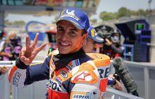 Ngeri Lihat Faktanya, Modal Marc Marquez di Sirkuit MotoGP Ceko