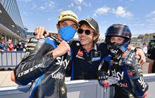 Blak-blakan Valentino Rossi Larang VR46 Pilih Pabrikan Honda di MotoGP, Lo Kok?