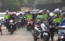 Ganjil Genap DKI Jakarta Berlaku 24 Jam, Ternyata Bukan Untuk Pindah Ke Angkutan Umum Tapi Untuk Ini