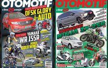 Sikat Tabloid OTOMOTIF Edisi 11 dan 12, Lengkap Ulas Motor Baru Sampai Jagoan MotoGP Spanyol 2020