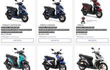 Update Harga Motor Matic Yamaha 2020, Masih Ada yang Dibanderol Rp 15 Jutaan Nih