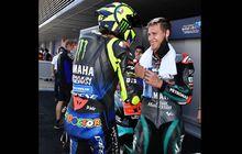 Ungkap Fakta, Ternyata Fabio Quartararo dan Valentino Rossi Mirip Lo!