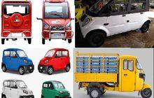5 Kendaraan Muat 4 Orang Pakai Mesin Motor Harganya Setara Motor Matic Seken, Sikat Bro