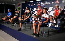 Kapan Lagi Bisa Tanya Langsung Pembalap MotoGP Idola, Begini Caranya