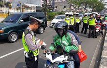 Pemotor Ketar Ketir Razia Operasi Patuh Jaya Bakal Diperpanjang, 2 Kesalahan Ini Paling Banyak Terjadi