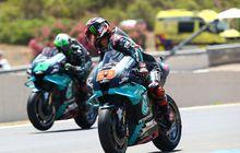Hasil FP2 MotoGP Sirkuit Brno Ceko 2020, Fabio Quartararo Tercepat, Ada Apa Dengan Valentino Rossi?