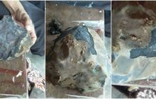 Mendadak Kaya, Batu Hitam Milik Warga Tapeng yang Jatuh dari Langit Ditawar Setara 6 Yamaha NMAX