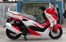 Sikat Nih! Give Away Berhadiah Full Body NMAX Predator Edisi HUT RI ke-75 dan Sepeda Lipat, Begini Syaratnya