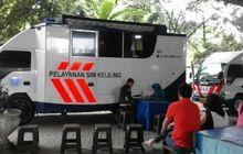 Lokasi Layanan SIM Keliling di Jabodetabek Hari Ini, Makin Gampang Urusnya Gak Pakai Lama