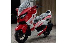 Yamaha All New NMAX Predator Edisi HUT RI Ke-75 Tinggal 50 Unit, Segini Cicilannya