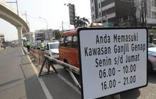 Awas Ketilang, Ganjil Genap DKI Jakarta Siap Diberlakukan Selama 24 Jam, Ini Sasarannya