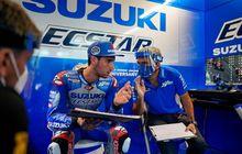 Belum Mau Dioperasi, Alex Rins Keluhkan Sakit Yang Luar Biasa di FP2 MotoGP Sirkuit Brno Ceko 2020