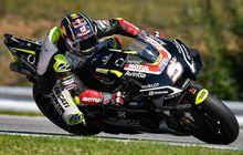Hasil Kualifikasi MotoGP Sirkuit Brno Ceko 2020, Johann Zarco Yang Tercepat, Quartararo Ke Dua Dan Valentino Rossi StartDi Posisi10 Besar