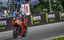 Waduh, Ternyata Brad Binder Sempat Salah Baca Pit Board di MotoGP Sirkuit Brno Ceko 2020