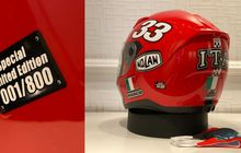 Helm Nolan N60.5 Marco Melandri Ada Giginya, Terbatas 800 di Dunia