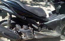 Bulukumba Geger, Yamaha Aerox Tak Bertuan Terparkir di Pinggir Jalan, Kok Kuncinya Masih Nyantol?