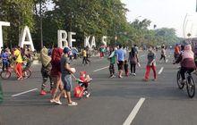 Hari Minggu Besok Motor BolehMelintas Di Jalan Jenderal Ahmad Yani Pagi Hari, BekasiResmi HentikanCFD