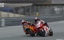 Hasil FP2 Moto2 Austria 2020,  Pembalap Indonesia Andi Gilang Perbaiki Catatan Waktu