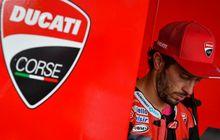 BREAKING NEWS: Andrea Dovizioso Resmi Pamit Dari Ducati di MotoGP 2020