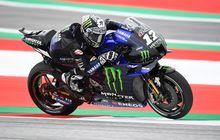 Hasil Kualifikasi MotoGP Emilia Romagna 2020, Maverick Vinales Pole Position Valentino Rossi Diposisi Segini
