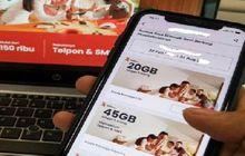Sikat Bro! Paket Internet Murah Meriah Telkomsel 30 GB Cuma Rp 5 Ribuan, Cara Aktivasinya Gak Ribet