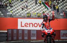 Hasil FP4 MotoGP Emilia Romagna 2020,Francesco Bagnaia Tembus Tercepat Lagi, Valentino Rossi Kok Menurun?