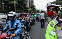 Razia Kendaraan Masih Digelar Polisi Saat PSBB Total Tahap 2 Diberlakukan di Jakarta?