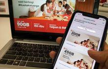 Subsidi Kuota Gratis dari Pemerintah 25GB, 42 GB dan 50 GB, Cara Aktifinnya Mudah Berlaku Sampai Desember 2020