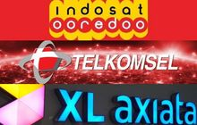 Lengkap! Paket Internet Murah Telkomsel, XL, Axis, Tri, Smartfren, Indosat, Langsung Cek Disini
