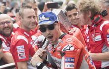 Dikit Lagi Deal, Lorenzo Blak-blakan Ogah Balik Lagi Saat Didekati Tim Ducati