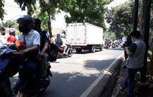 Pondok Rangon Gempar,Polisi Tewas Dibacok Begal Sadis Sehingga Darah Bececeran di Jalanan, Ini Penjelasan Polisi