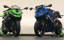 Wow! Pajak Kawasaki Ninja ZX-25R Seharga Honda BeAT Bekas, Kok Bisa?